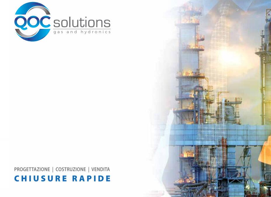 È online la brochure di QOC Solutions