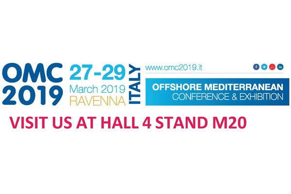 QOC Solutions parteciperà all'esposizione OMC 2019 a Ravenna