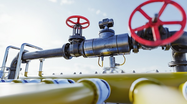 Gasdotto per gas naturale
