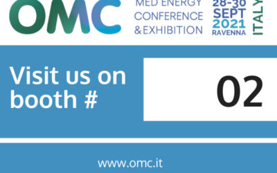 QOC Solutions torna a partecipare alla OMC Med Energy Conference and Exhibition